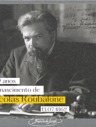 159 anos de revolução da leitura por Nicolas Roubakine!