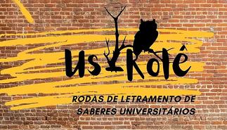 Us-Rolê - Umaniza-Pós: metodologia para ingresso na pós-graduação!