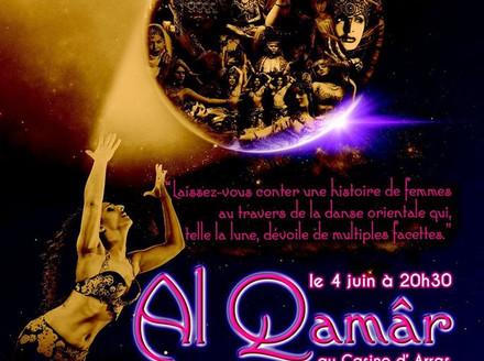 """Conte dansé Al Qamâr """"La lune"""""""