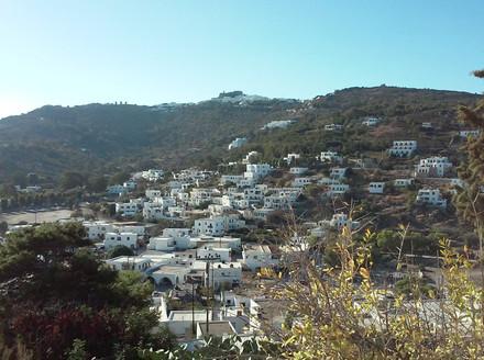 L'île de Patmos