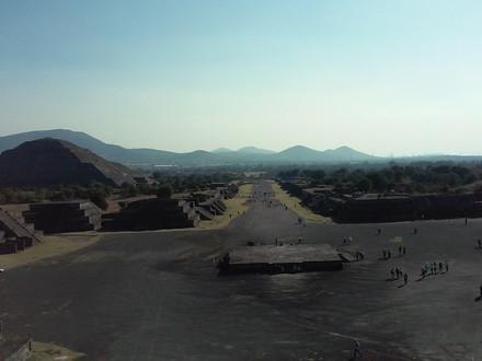 """Le Mexique ou """"la route vers les dieux"""""""