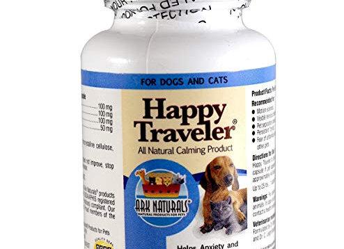Ark Naturals Happy Traveler 30 caps