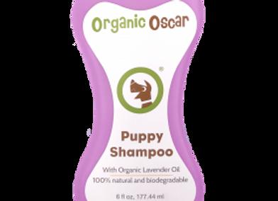 Organic Oscar Organic Lavender Puppy Shampoo 6oz