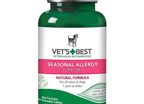 Seasonal Allergy Support (60 Tab) Vets Best