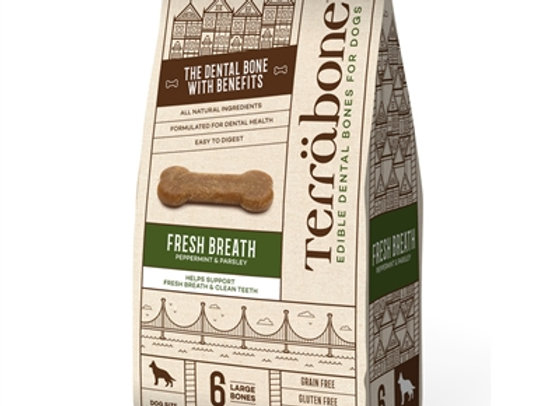 Fresh Breath Terräbones ( Large Bones)