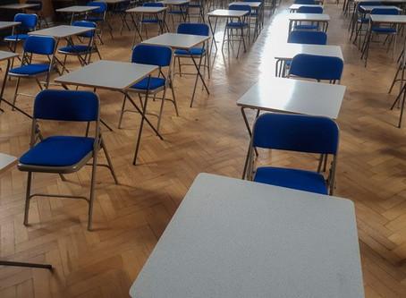 Misleading 'U-turn' on predicted grades