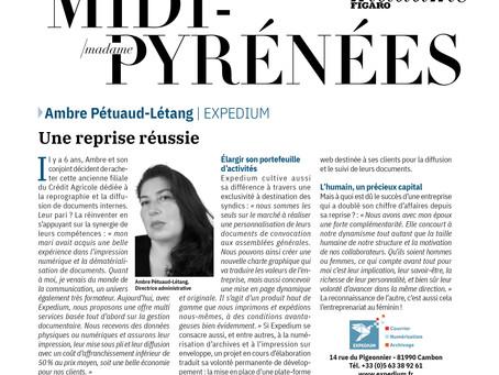Figaro Madame - Janvier 2021