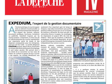 La Dépêche du Midi / TV Mag