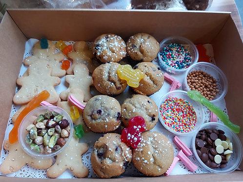 Cookie & Cupcakes Decoration Kit