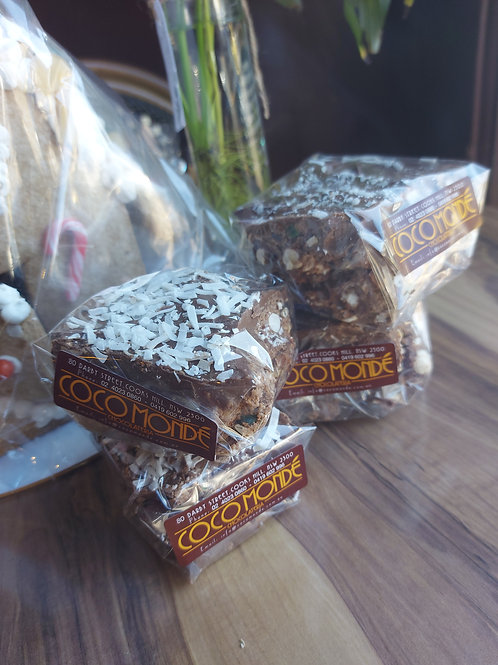 Belgian Chocolate Rocky Road
