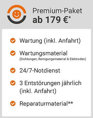 Heizungswartug Premium Koblenz DNH