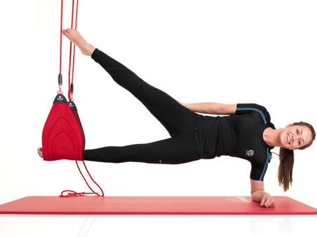 ¿Por qué elegir Redcord® Active como entrenamiento en suspensión?