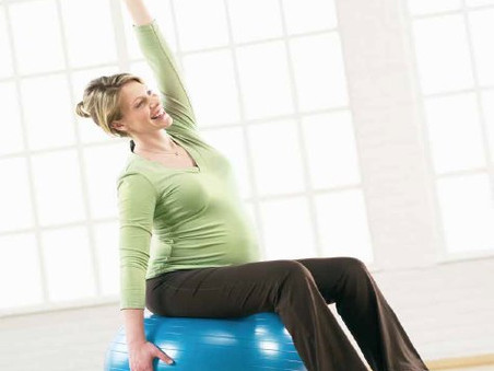 Total Barre™ Modificado para Pre y Post Natal