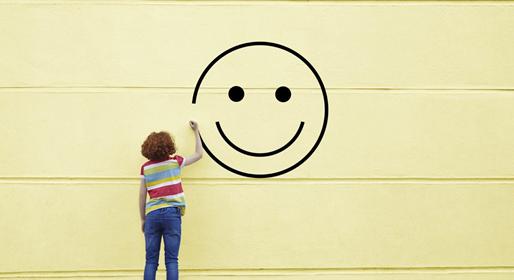 La felicidad de verdad es la mejor medicina