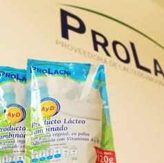 Los mejores productos lácteos en polvo.