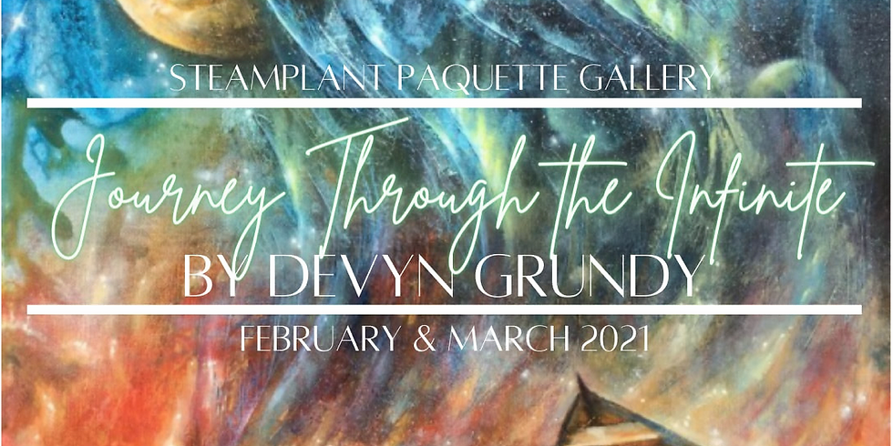 Devyn Grundy - Journey Through the Infinite