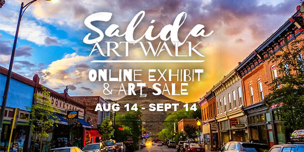 Salida Art Walk Online Exhibit