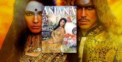 Feature In Asiana Magazine