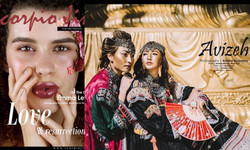 Scorpio Jin Magazine : Editorial