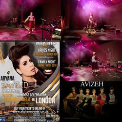 Fashion Show with Aryana Sayeed