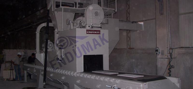 Mermer ve Taş Kumlama Makinesi