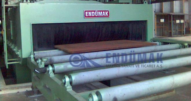 Sac ve Profil Kumlama MakinesiSac ve Profil Kumlama Makinesi
