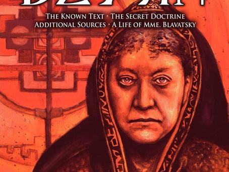 Samedi 28 décembre 20h - Le Livre de Dzyan & La Doctrine Secrète