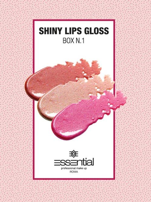 Shiny  lip gloss box n1