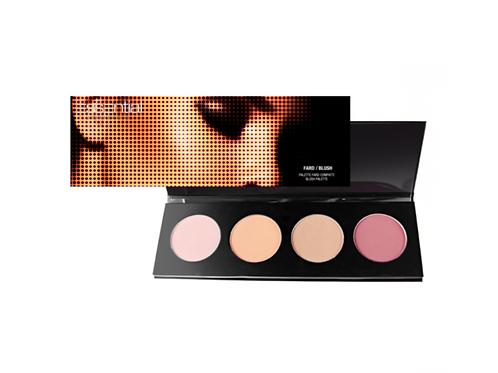 Palette fard/ blush