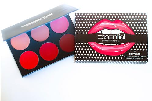 Palette Lèvres
