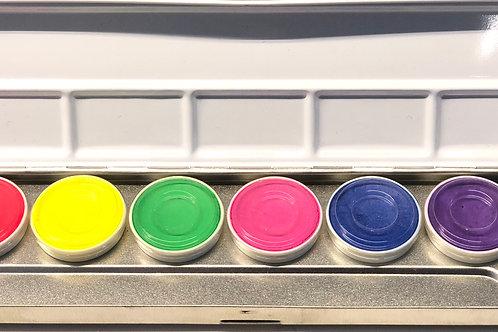 Palette aquacolor Kryolan