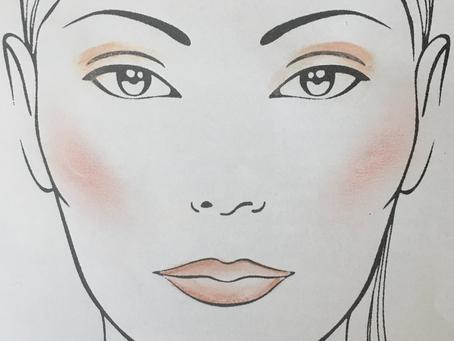 CONCOURS! Look makeup naturel   5produits/5minutes/5gagnantes LIKEZ! PARTAGER! un MAX COMMENTEZ! cho