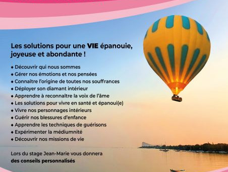 Jean-Marie Muller - Stage les 13 et 14 mars ! ANNULE!!!!!