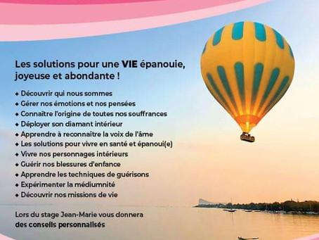 Jean-Marie Muller - Stage les 28 & 29 novembre ! ANNULE!!!!!