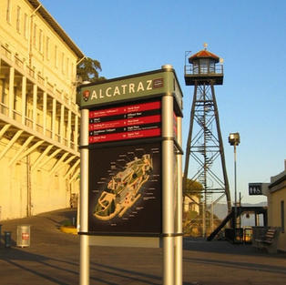 Alcatraz Island Historical Site