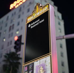 Hollywood Wayfinding