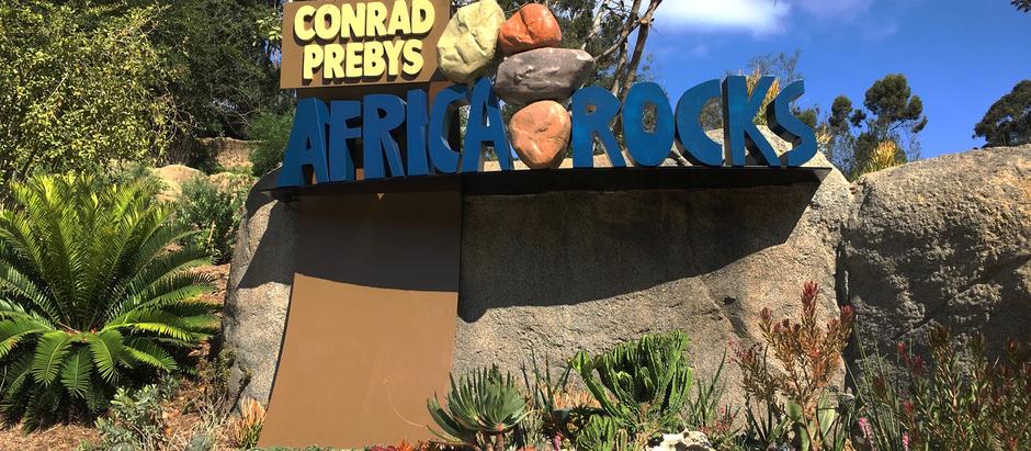 San Diego Zoo: Africa Rocks