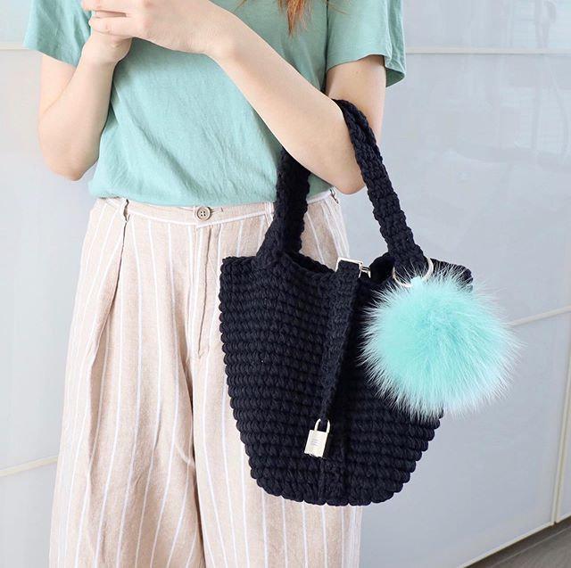 Beginner-Crochet Basket Bag Workshop