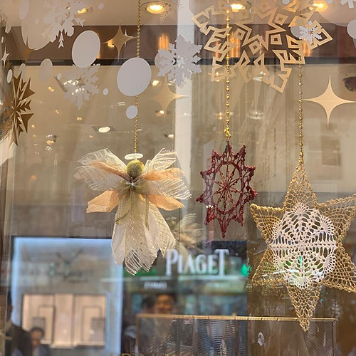 Christmas Decoration for Prince Jewellery & Watch