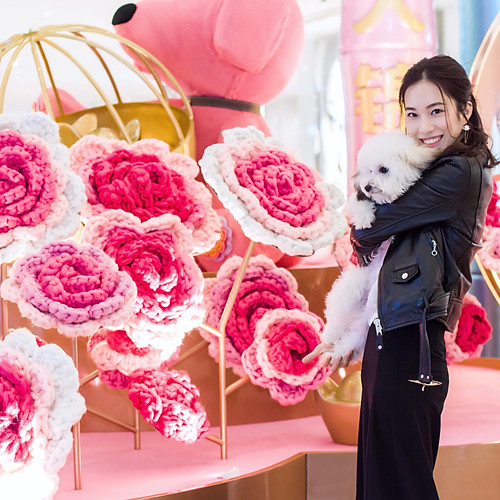 CNY Decoration for IFS ChongQi