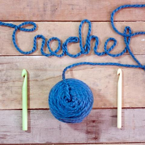 4 Classes Crochet Course (Any projects)