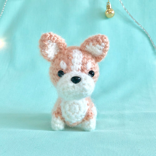 Crochet Corgi Puppy