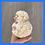 Thumbnail: Hedgehog pompom key chain