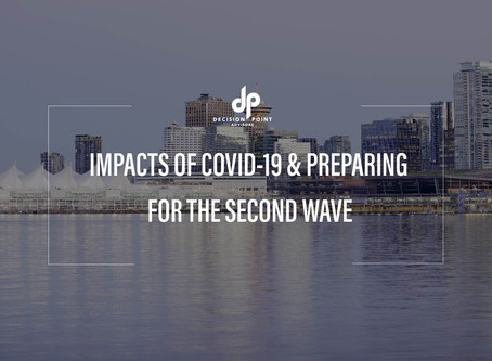 Impacts of COVID-19 & Preparing for a Second Wave
