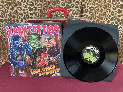 Love, Blood & Monsters Vinyl LP
