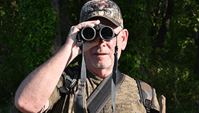 KPM Franklin's Bobby Johnston is a Wildlife Photographer