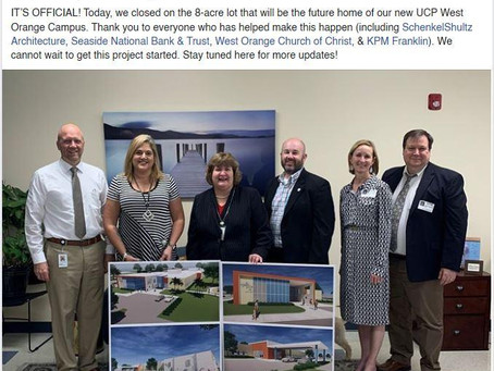 KPM Franklin Provides Site Development Services to UCP of Central Florida