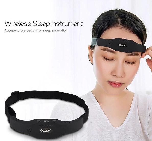Bezprzewodowy masażer głowy