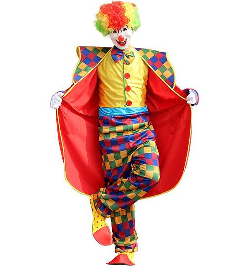 Strój klaun