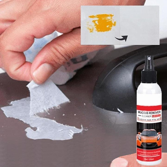 Spray do usuwania naklejek